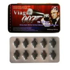 007 James Bond - Male Enhancement Pills (6800mg x 10 Pills)