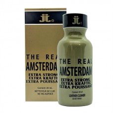 Poppers The Real Amsterdam 30ml-Original from Canada