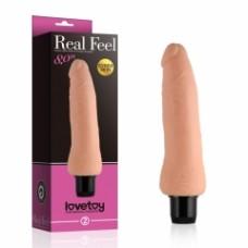 8'' Real Feel Cyberskin Vibrator 2