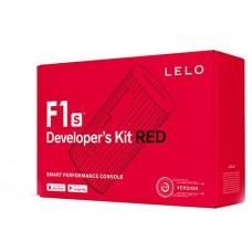 Lelo F1s Developer's Kit Red - App male masturbator with sexploration window
