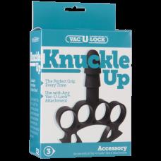 Vac- U -Lock Knuckle Up Black