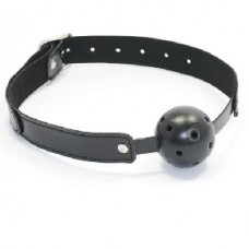 Basic Black Ball Gags Nr 1