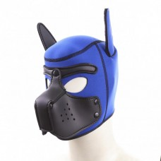 ButtStuffer - Puppy Bondage Hood Full Color