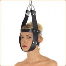 Bondage Head Immobilization Harness