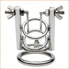 Master Series 22 Urethral Spreader CBT Chastity Cage (50mm)