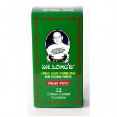 Dr. Long's Long Love Condoms 12's Pack