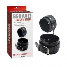 Behave! Be Good Ankle Cuffs