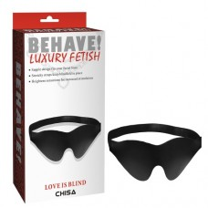 Behave! Love is Blind Blindfold
