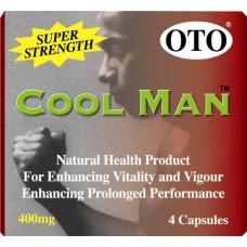 Cool Men OTO Male Sexual Stimulant 400mg