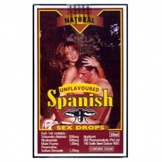 Spanish Fly Sex Drops 30ML ( Unflavoured )