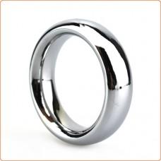 ButtStuffer - Surgical Steel Donut Cock Ring - 45mm