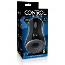 Control Silicone Twin Turbo Stroker