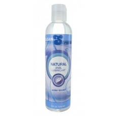 Clean Stream Water-Based Natural Anal Lube, 8 oz.