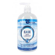 Clean Stream Ease Hybrid Anal Lubricant, 16.4 oz.