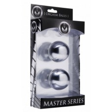 Master Series Titanica Extreme Orgasm Ben Wa Balls