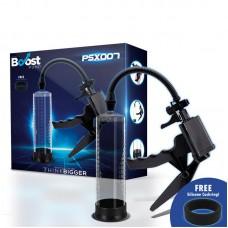 Pump Boost Penis Pump with Gun - PSX007