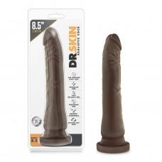 Dr. Skin - Realistic Cock - Basic 8.5 - Chocolate