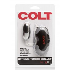 COLT Xtreme Turbo Bullet Waterproof Silver