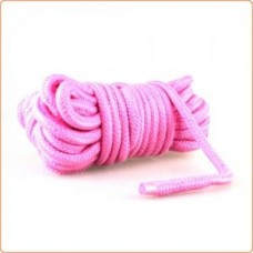 Japanese Cotton Rope in Pink - 10M