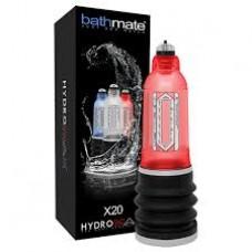 Bathmate Hydromax X20 Pump Red