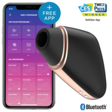 Satisfyer Connect - Love Triangle - Black / Gold