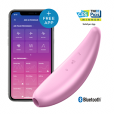 Satisfyer Curvy 3+ - Pink