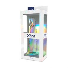 X-Ray Clear Cock 19cm X 4cm