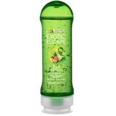 CONTROL Massage Gel Exotic Escape 2 in 1