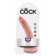 "King Cock  7"" Cock"