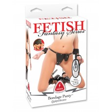 Fetish Fantasy Series Shock Therapy Bondage Panty & Cuffs