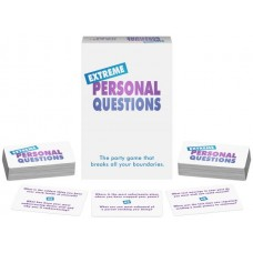 Extreme Personal Questions - Party Game